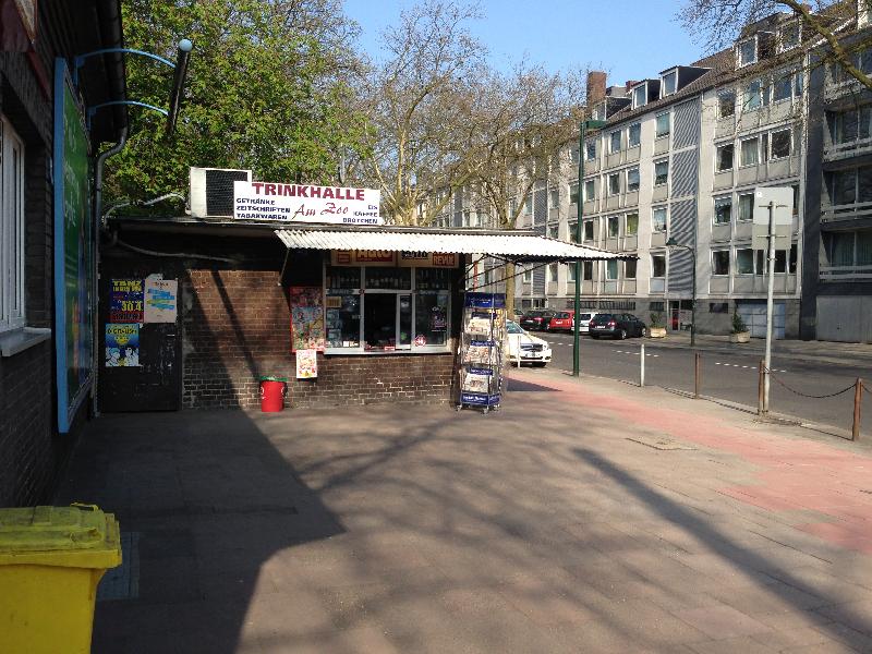 Trinkhalle am Zoopark